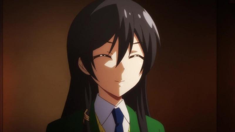 [AniDub] Моя первая гяру / Hajimete no Gal [04 из 10] (Ancord Jade)