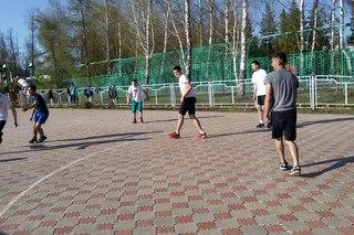 Турнир по стритболу среди юношей, посвященный Дню Победы