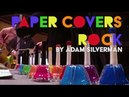 Paper Covers Rock by Adam Silverman - performed by Quey Percussion Duo