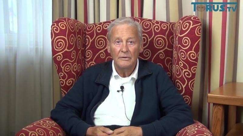 Das letzte Interview vom Honigmann Ernst Ernie Köwing verstorben 24.2.18