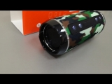 Колонка портативная с BLUETOOTH MP3