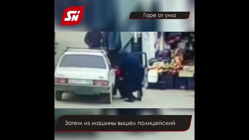 Следственный комитет начал проверку по факту избиения подростка полицейским в Дагестане