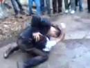 Борец ушатал мужика