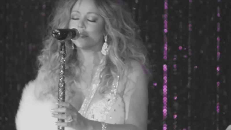 Mariah Carey - Looking In (live at All-Star Charity Concert 2013)