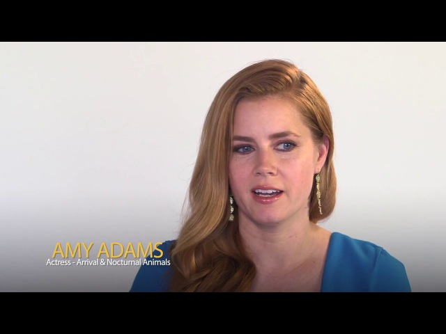 The Actor's Side with Pete Hammond - Ep9 - Amy Adams