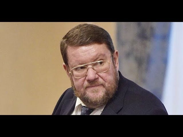 Закон флотации дерьма. Е.Сатановский в Политкафе.рф (20).