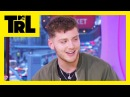 Bazzi Gives His Celebrity Crush Zoe Kravitz a Shout Out Draw Straws TRL Weekdays at 4pm