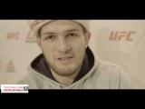 Хабиб Нурмагомедов - открытая тренировка и встреча с фанатами/UFC/Reebok