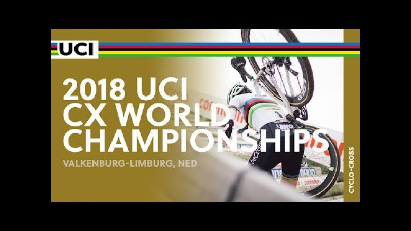 2018 UCI Cyclo cross World Championships Valkenburg Limburg NED Women Elite