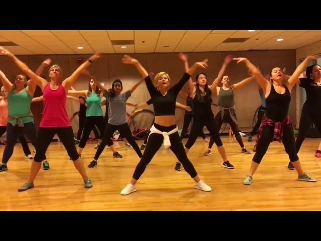"""TIP TOE"" Jason Derulo - Dance Fitness Workout Valeo Club"