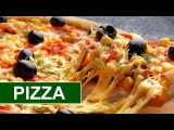 How To Make The BEST Homemade PIZZA!!   Simply Food