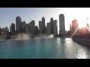 Дубай Бурдж Халифа в ожидании поющих фонтанов