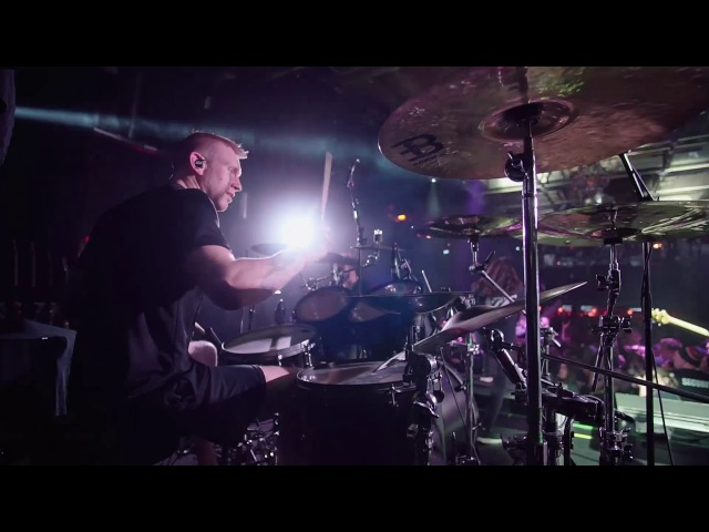 Cameron Losch | Born of Osiris | Abstract Art | Drum Cam