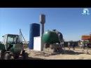 Контейнерная опреснительная установка для поселка Опреснение питьевой воды Крым