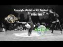 Freestyle Idiotat vs Stil Contact [Semi-Final] Bboy World WIBA 2017