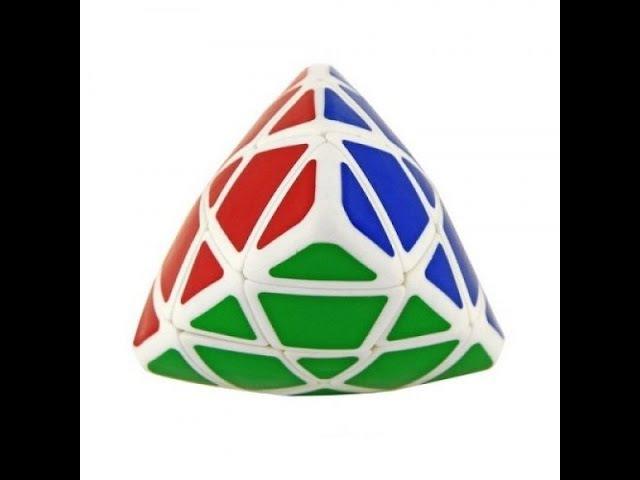 Как собрать мастер пираморфикс (Часть 2)