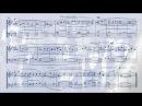 Mikhail Shukh. Silent Prayer. Score