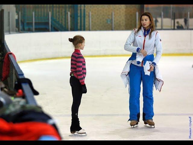 Etery novice Elizaveta Medvedeva, 11 y.o. Moscow FSC 2017 SPFP