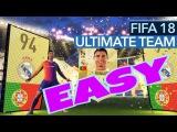 C.Ronaldo в паке FIFA 18 ? Выпал с 3 попытки?