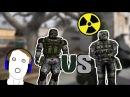 ДВЕ САМЫЕ СИЛЬНЫЕ ГРУППИРОВКИ. ЖИЗНЬ ПОСЛЕ СМЕРТИ ВОЙНА ГРУППИРОВОК 8. STALKER Call Of Chernobyl