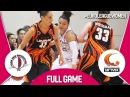 Yakin Dogu Universitesi TUR v UMMC Ekaterinburg RUS - Full Game - EuroLeague Women 2017-18