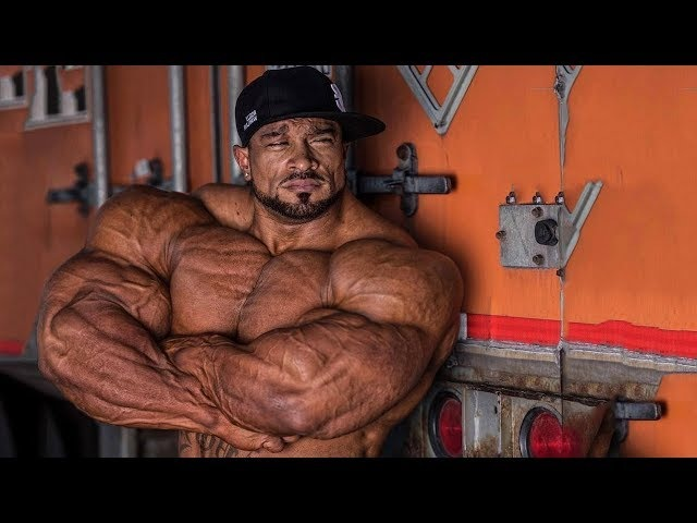 Mass Monster Roelly Winklaar Workout 2018