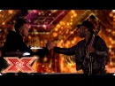 Duet time Kevin Davy White performs with Tokio Myers Final The X Factor 2017