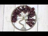 Как сделать кулон дерево жизни своими руками мастер класс ПЕРЕЗАЛИВ
