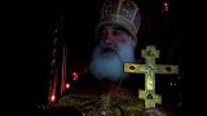 Проповедь наст Св-Никольского храма п Ракитное прот Николая Германского 28 янв ...