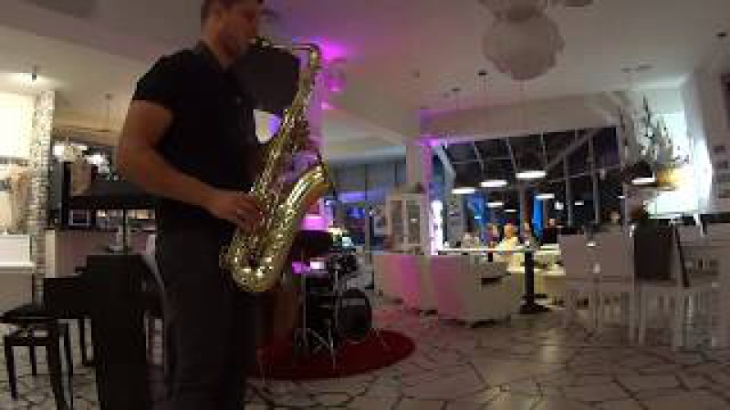 Jazz Jam Blues Bb in Smak Morza JazzClub 2 with Andrey Konstantinov