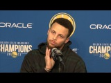 Stephen Curry Postgame Interview / GS Warriors vs Grizzlies / Dec 30