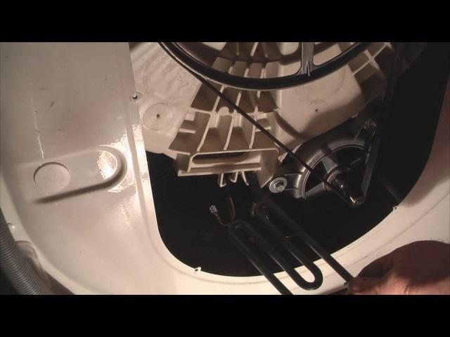 Замена тэна на стиральнаой машинке Indesit займёт у вас 10 минут