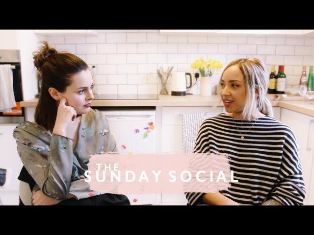 Sammi Maria Blogger Vlogger THE SUNDAY SOCIAL Lucy Moon
