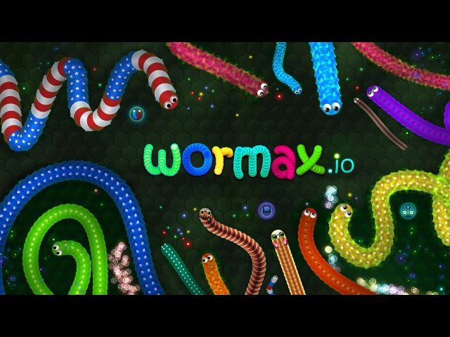 Cтрим по игре: Wormax.io 1