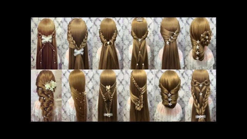 Top 35 Amazing Hairstyles Tutorials Compilation 2017 Girls Will Love 🌺 Best Hairstyles for Girls