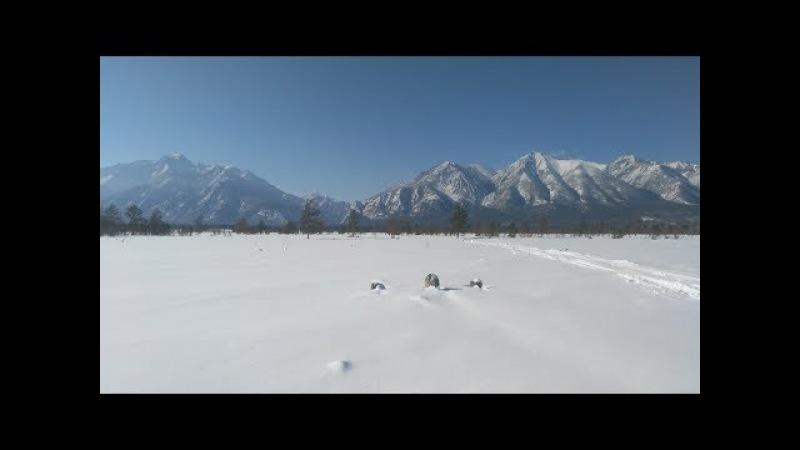 Автопутешествие в Баргузинскую долину (Трейлер)
