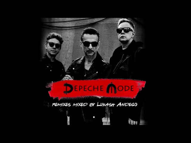 Depeche Mode - The Best Remixes 2018 mixed by Lukash Andego - DJ Set
