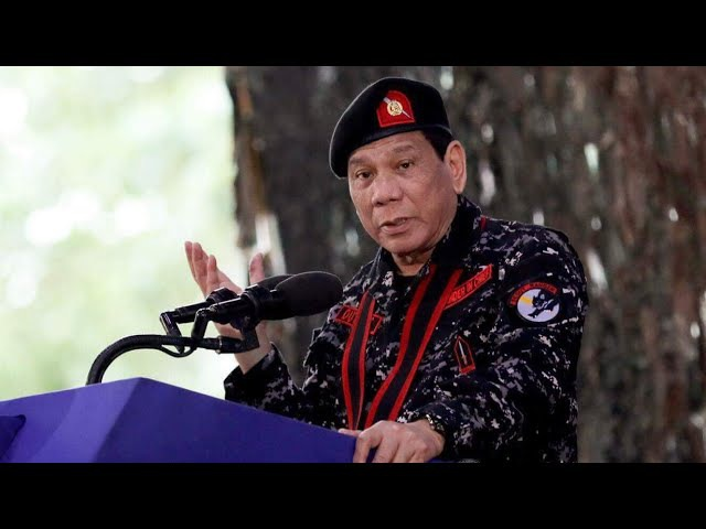 President Duterte graces the 67th Founding Anniversary of the First Scout Ranger Regiment