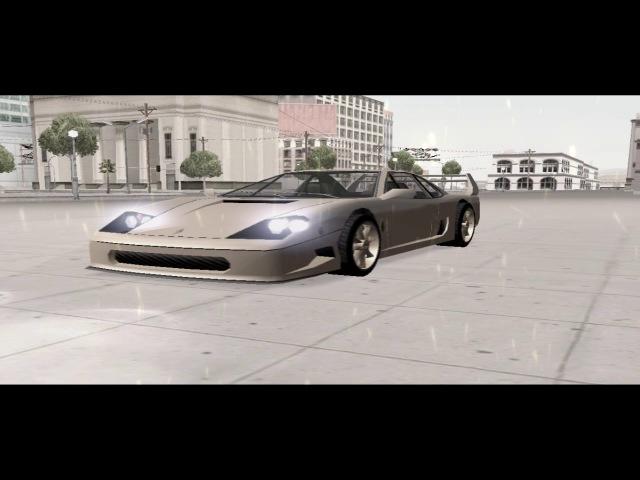 TURISMO МАШИНА МЕЧТЫ | GTA SAMP| TRINITY RP