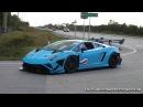 Street Legal Lamborghini Super Trofeo Race Car