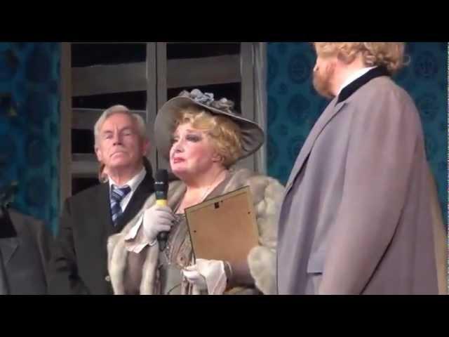 Доронина: Когда происходит надругательство над театром, нельзя молчать