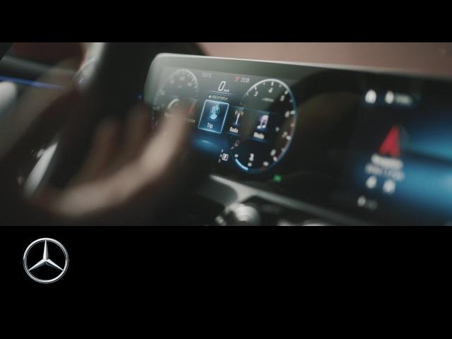 The new Mercedes-Benz A-Class 2018: MBUX   I made it (Part 1)