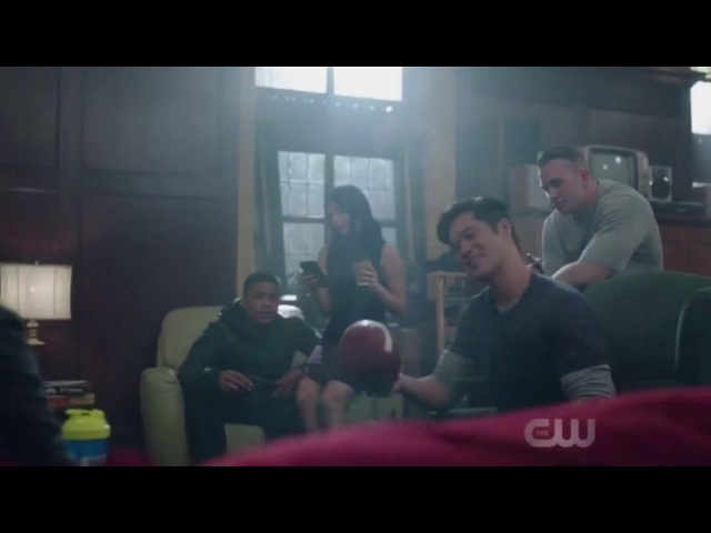 Betty and Chuck/ Riverdale