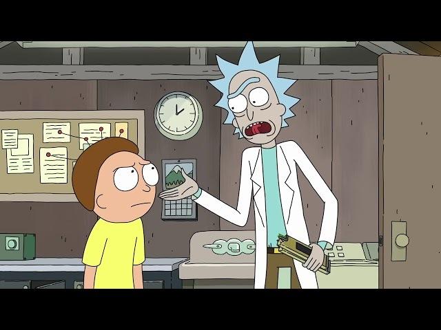 Рик и Морти. Мы все ягнята на космической бойне