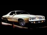 Pontiac Grand Am Colonnade Hardtop Coupe H37 1974