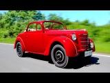 Opel Kadett Cabrio Spitzname Strolch Prototyp K38 '1938