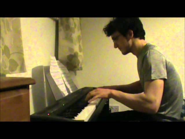 Проверка миграции Super Smash Bros Melee ~ Corneria ~ Piano
