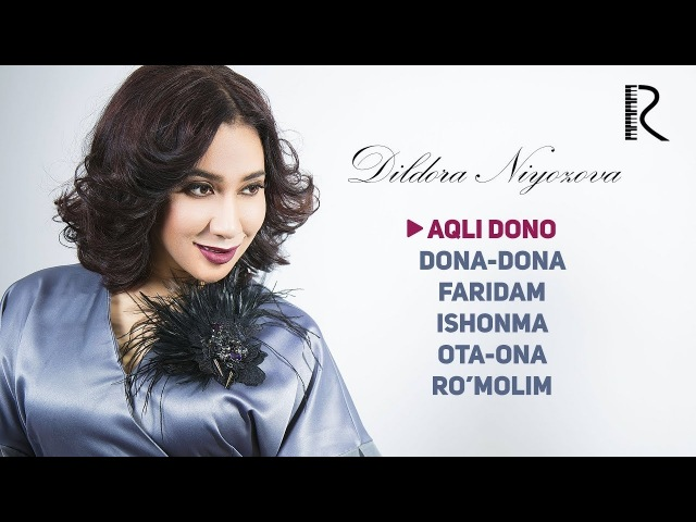 Dildora Niyozova - Jonli ijro qo'shiqlar to'plami 2018