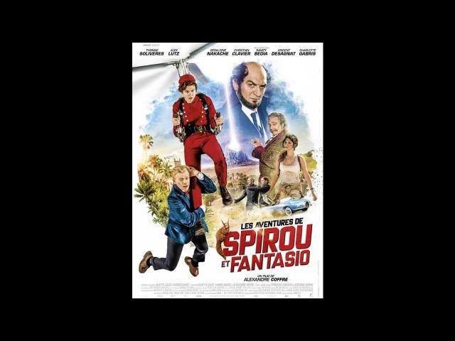 Les Aventures de Spirou et Fantasio (2017) HD Gratuit