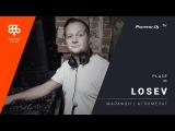 LOSEV live Марафон Megapolisfm @ Pioneer DJ TV